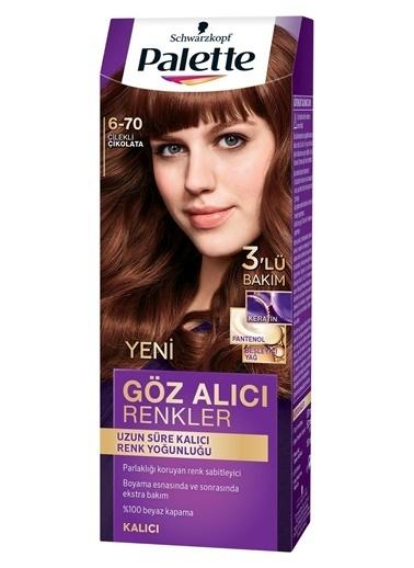 Palette Palette Yoğun Göz Alıcı Renkler Saç Boyası 6-70 Renkli